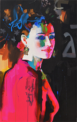 Figurative Abstract Art India