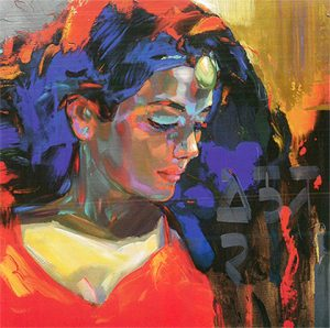 Figurative Artist Niladri Paul